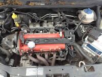 Vw polo 1.6 16v braking for parts X 2000