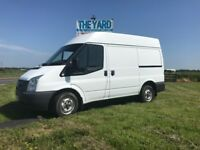 *** 2013 FORD TRANSIT SEMI HIGH ROOF ONLY 60000 MILES FROM NEW ***