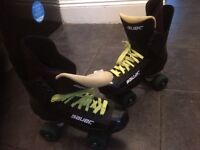 Bauer roller boots