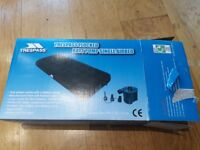 Single Inflatable Mattress Airbed for Camping or Guests - Used once