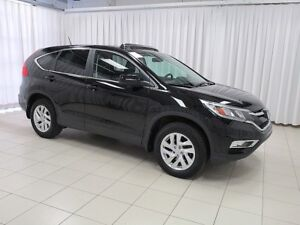 2015 Honda CR-V A NEW ADVENTURE IS CALLING!!! AWD SUV w/ HEATED