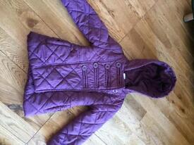 Coat 1-1/2 year £4