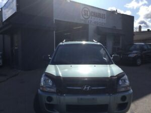 2008 Hyundai Tucson GL Great reliable vehiclefor the winter