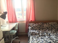 Bright & Spacious Double Room Available 20th July £350 pcm