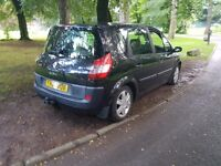 2004 Renault Scenic 1.4 Petrol One year mot (Swap)