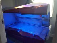 Excellence 800 ergoline bed tanning bed sunbed