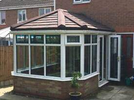 NEED A NEW CONSERVATORY ??