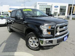 2015 Ford F-150 XLT | 3.5L V6 | 4x4 | BLUETOOTH
