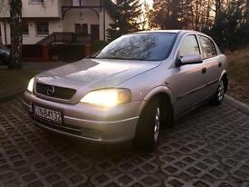 Vauxhall Astra 1,6 16v 2002 left hand drive