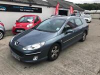 Peugeot 407 SW 2.0 HDI 2007 PX TO CLEAR!