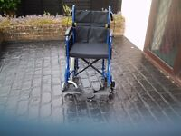 light weight wheel chair,