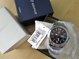Casio Edifice Gents Watch - unwanted gift (new)