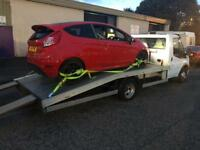 Car transport/ Collection/ Delivery. non runner,accident damage,classic, kit car