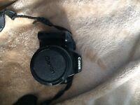 Canon 1000D dslr camera