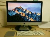 "Apple iMac 27"" 3.2Ghz i5 core processor 1TB hard drive 24GB Ram (Late 2013)"
