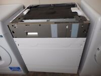 Kenwood Integrated Dishwasher KID60S15 - Brand New - Ex Display