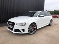 2015 Audi RS4 Avant 4.2 TFSI S Tronic Quattro 5dr 1previous Owner, 2Keys Full Service History May PX