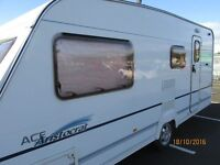 Ace Aristocrat 530 ,2004 , 4 berth with MOTOR MOVER