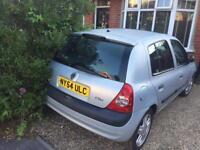Renault clio spares repair