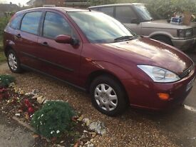 Ford Focus - Excellent Runner