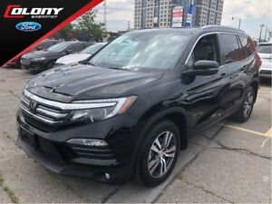 2017 Honda Pilot EX-L | Leather | Moonroof | Rear Cam