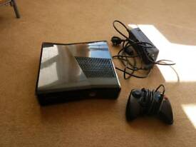 Xbox 360 250GB with games