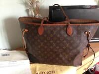 Authentic Louis Vuitton gm neverfall