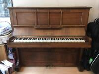 Bechstein Upright Piano (c.1892)