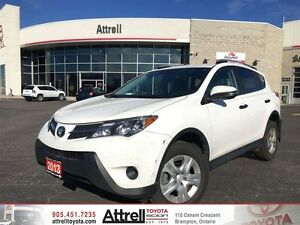 2013 Toyota RAV4 FWD LE Upgrade Package