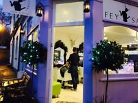 Boutique Hair and Beauty Salon in Harrow on the Hill. Situated Near the famous Harrow School