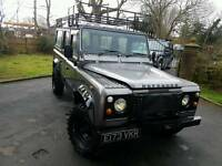 Land Rover Defender 110 - 200 TDI