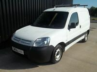 2008 Citroen Berlingo First 1.6 HDi 3dr May PX, 12 Months MOT