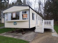 2004 Cosalt Baysdale static caravan for sale at Percy Wood Country Park in Northumberland