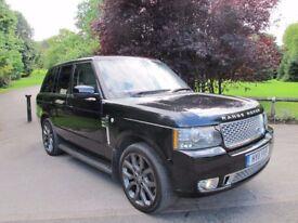 "2011 (11) Land Rover Range Rover 4.4 TDV8 Vogue Autobiography, SatNav, TV, DAB, CAMERA, 22"" Alloys"