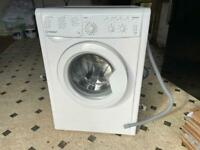 Indesit washing machine - new January 2021