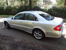 2007 MERCEDES BENZ E280 3.0L E280D AUTO AVANTGARDE E220 E250 E300 C200 C250 NOT BMW 520D 530D