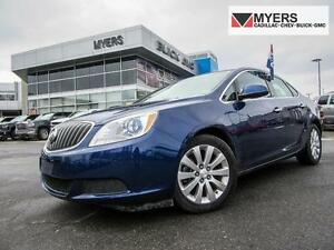 2014 Buick Verano ONE OWNER TRADE IN/ LOW LOW KM'S!!