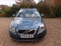 Volvo V70 SE LUX Diesel D3 Top of the range fully loaded full leather , heated seats, sat nav