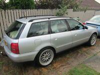 Audi A4 2.8 Quattro Avant BBS