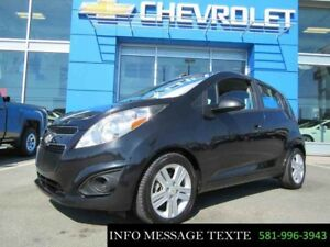 2013 CHEVROLET SPARK LT AUTOMATIQUE