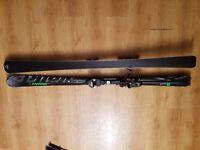 Volkl Sensor 3 Skis + 4Motion 11.0 Bindings