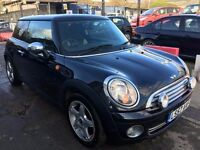 MINI Hatch 1.4 One 3dr£2,995 p/x welcome 1 YEAR FREE WARRANTY. NEW MOT