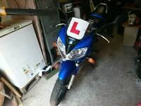 Honda Cbr125 r 04 125cc