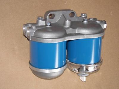 Kraftstofffilter Leitungsfilter Dieselfilter Doppelfilter Traktor Schlepper M 14