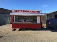 Catering trailer/burger van