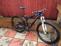 Salsa Horsethief 29er MTB full suspension mountain bike