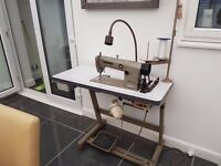 BROTHER INDUSTRIAL SEWING MACHINE - B755-MARK 3