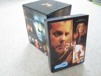 24 DVD Box Set - Series 1-5 - Excellent Condition! £10 ono