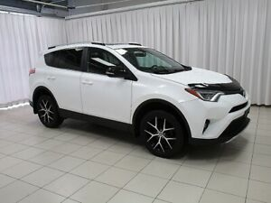 2016 Toyota RAV4 HURRY IN TO SEE THIS BEAUTY!! SE AWD SUV w/ HEA