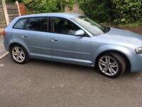Audi A3 2.0tdi dsg sportback